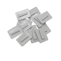 20Mm X 30Mm Adhesive Steel Coated Cable Clip Clips