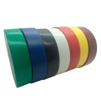 19mm 33m Electrical Adhesive PVC Insulation Tape Flame Retardant