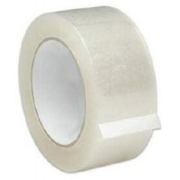 50mm Clear 132m Packaging Wrapping Polypropylene Tape