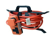 2G High Visibility Orange Trail Plug Extension Lead