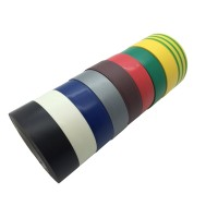 19mm 20m Electrical Adhesive PVC Insulation Tape Flame Retardant